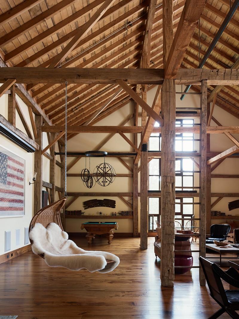Big Sur Barn By Studio Schicketanz Archiscene Your