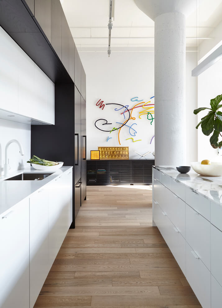 Brewery loft by whitaker construction archiscene your - Maison moderne toronto par studio junction ...