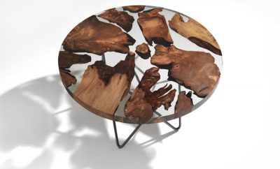 Earth Table by Renzo Piano & Riva1920