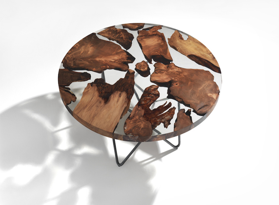 Earth Table by Renzo Piano & Riva1920 - Archiscene - Your ...