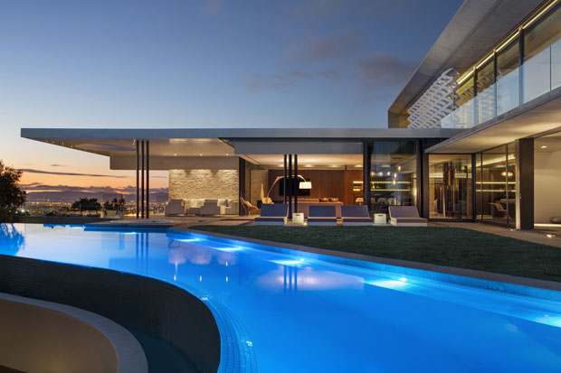 Dream House Exterior Mansions Luxury Pools