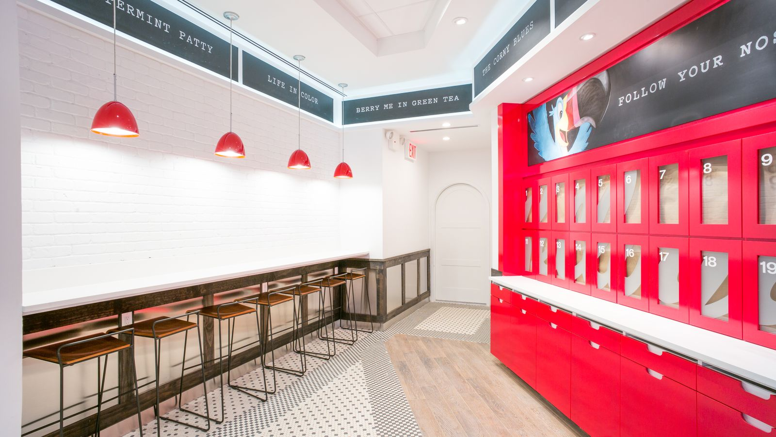 Kellogg s concept store by chipman design architecture