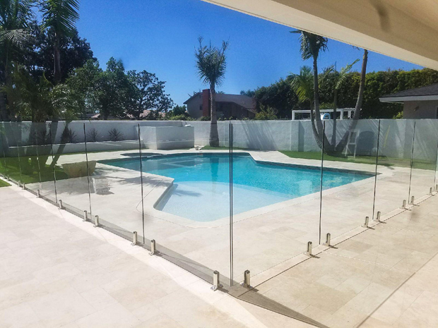 Glass Pool Fences And Railings Luxury Meets Safety