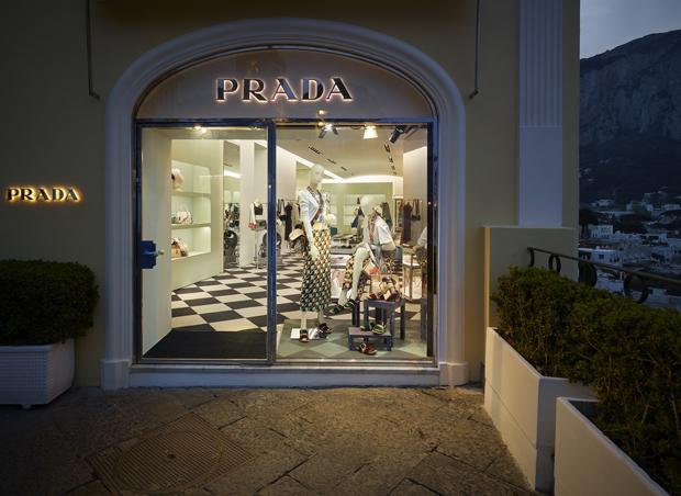 Prada Stores In Porto Cervo Sardinia