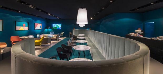 Pedrali dazzles at salone del mobile in milano for Hotel milano salone del mobile