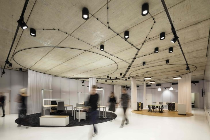 Contemporary Flooring Trends In Modern Commercial Buildings