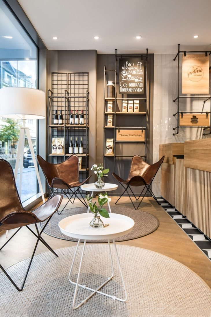 Primo Cafe Bar By Dia Dittel Architekten Archiscene