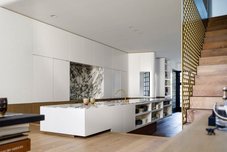 Row House By Luigi Rosselli Architects Archiscene Your