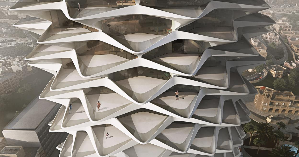 Visit Zha Unbuilt At Zaha Hadid Design Gallery In London