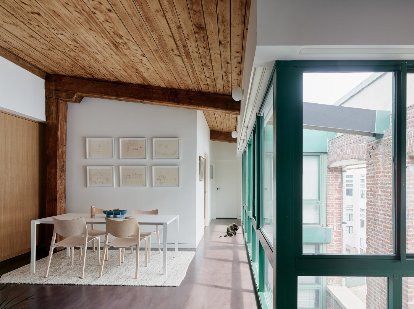 The Charming Loft In Brooklyn By General Assembly