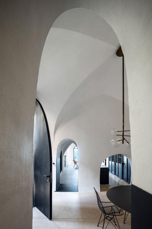 tour the jaffa apartmentpitsou kedem architect