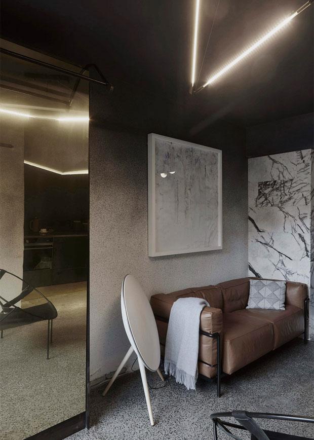 Melbourne Studio Apartment By Studio Edwards Architecture