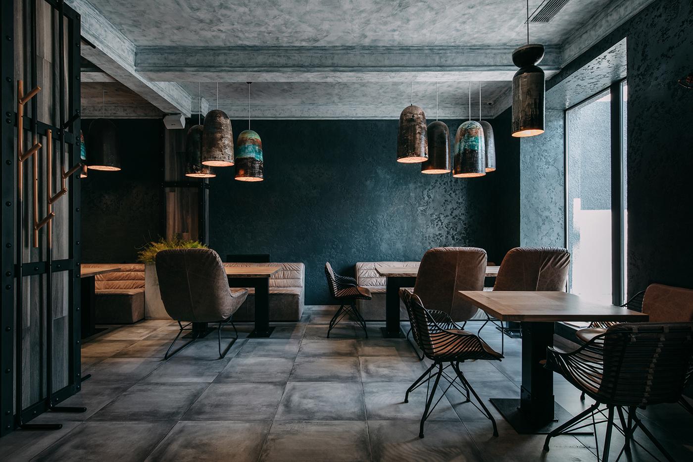 Brutal Restaurant By Sergey Makhno Amp Alexander Kovpak