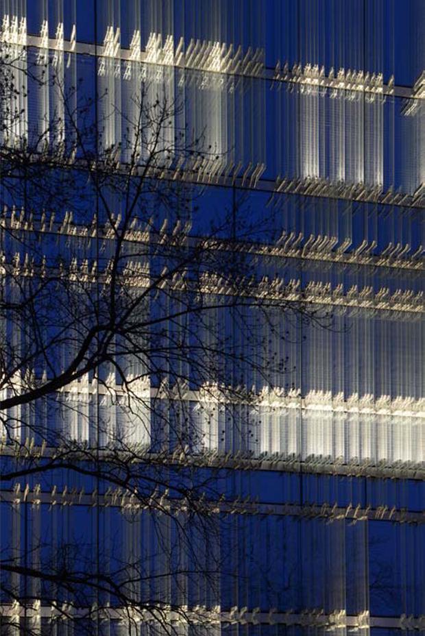 The Spg Headquarters In Geneva By Giovanni Vaccarini