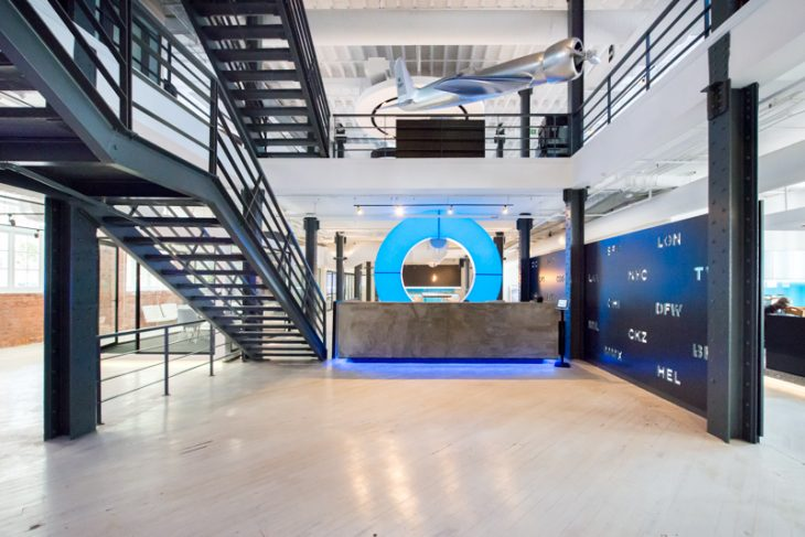 South African Based Studio Inhouse Recently Designed The Head Office Of  Travelstart, One Of Africau0027s Leading Online Travel Agencies And Booking  Websites.