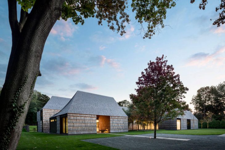 Underhill Residence by Bates Masi Architects