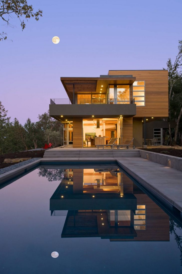 Hudson panos residence by swatt miers architects for Hudson home designs