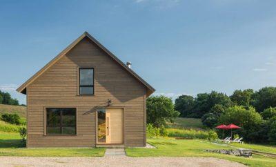 Modern Barn By Joan Heaton Architects Archiscene Your