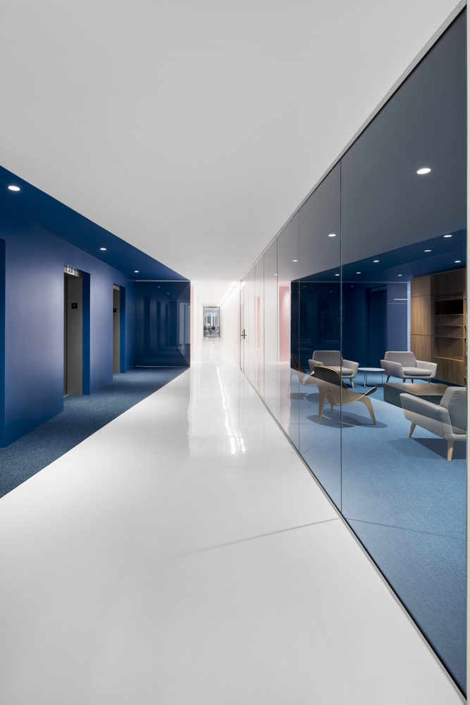 Playster headquarters by acdf architecture archiscene for Young interior designers nyc