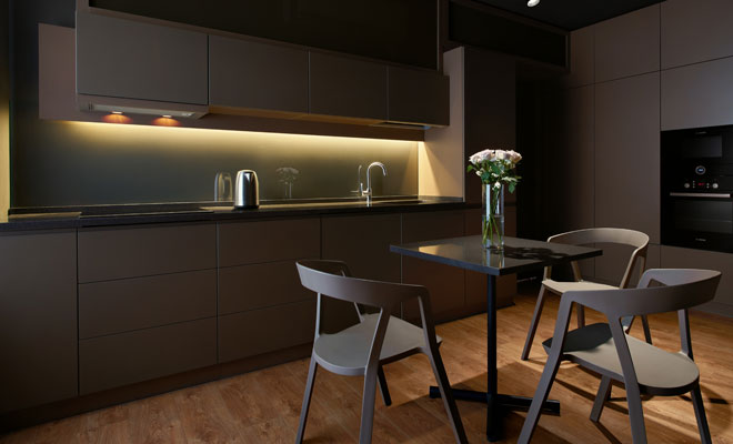 Apartment in kiev by igor sirotov architects for 55m2 apartment design
