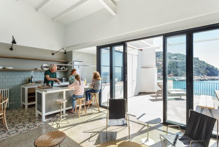 Beach House by Nook Architects