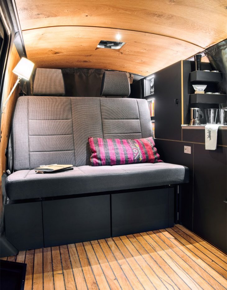 Top Cleaning Tips To Tackle The Interior Of Your Campervan Archiscene Your Daily