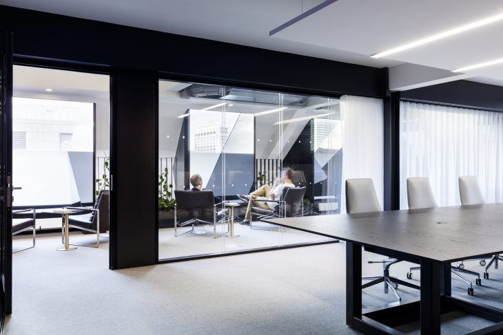 Slack London Office By Odos Architects Archiscene Your