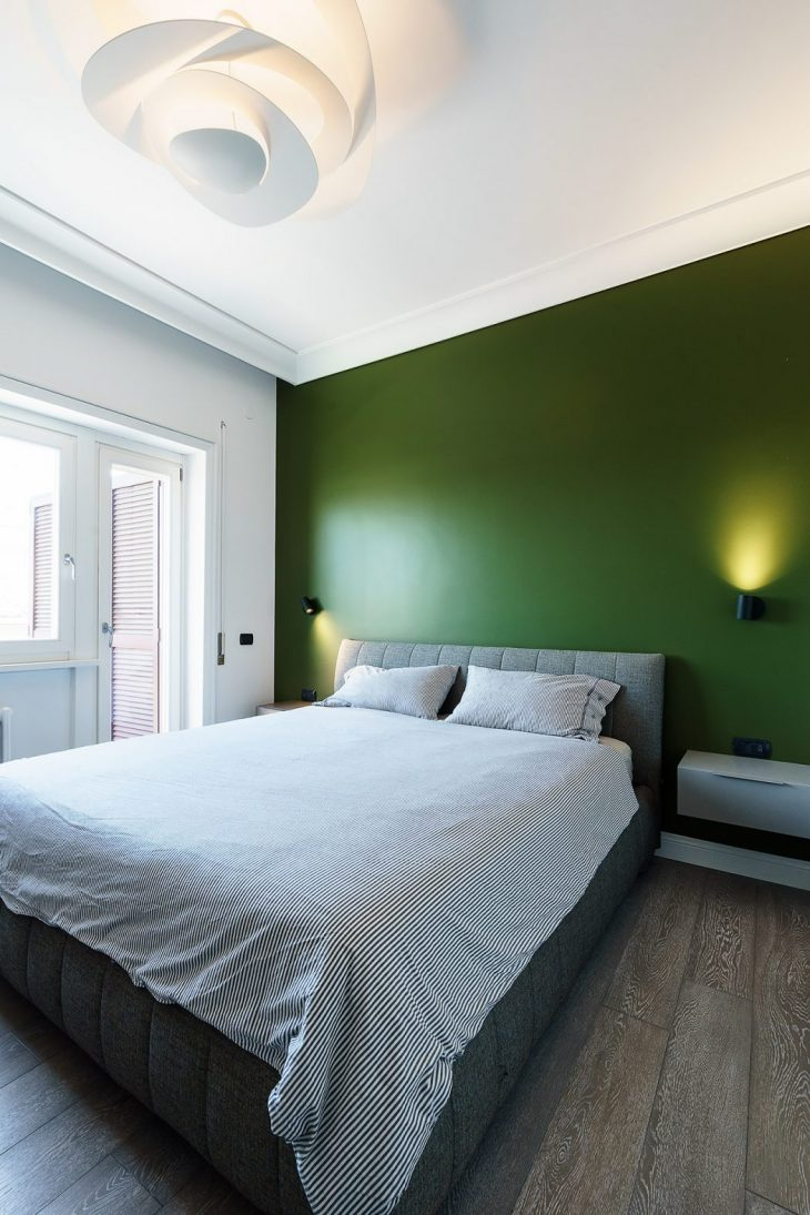 Apartment in rome by brain factory archiscene your for Apartment design rome
