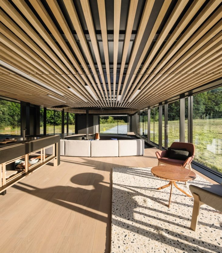 Renault symbioz smart home by marchi architects for Smart home architectures