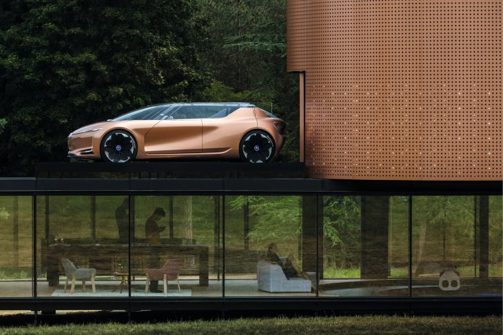 Renault Symbioz Smart Home by Marchi architects - Archiscene - Your ...