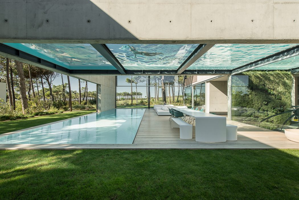 The Wall House By Guedes Cruz Architects Archiscene
