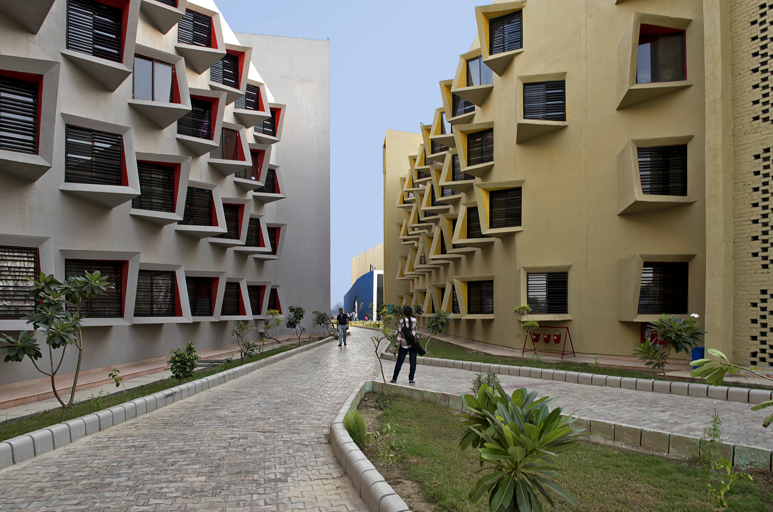 The Street By Sanjay Puri Architects - Archiscene