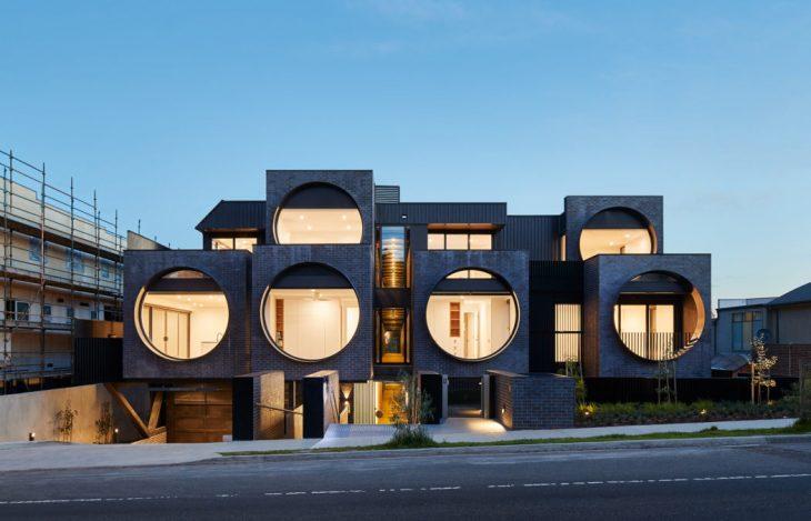 Cirqua Apartments by BKK Architects - Archiscene