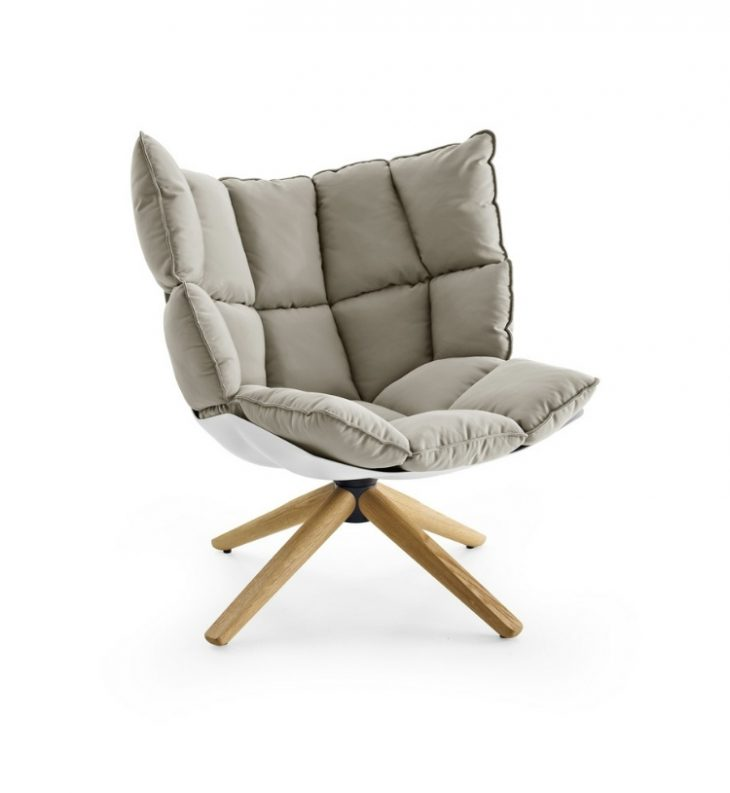 Husk Armchair By Patricia Urquiola Archiscene Your
