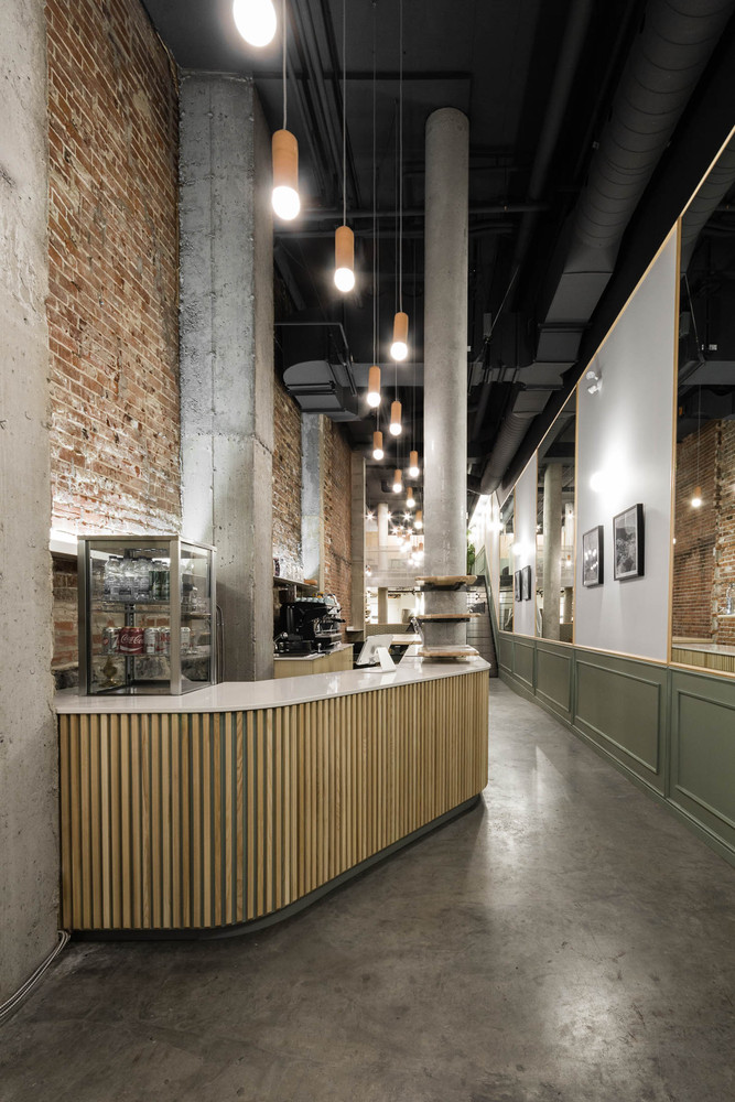 Jouney Caf 233 By David Dworkind Archiscene Your Daily