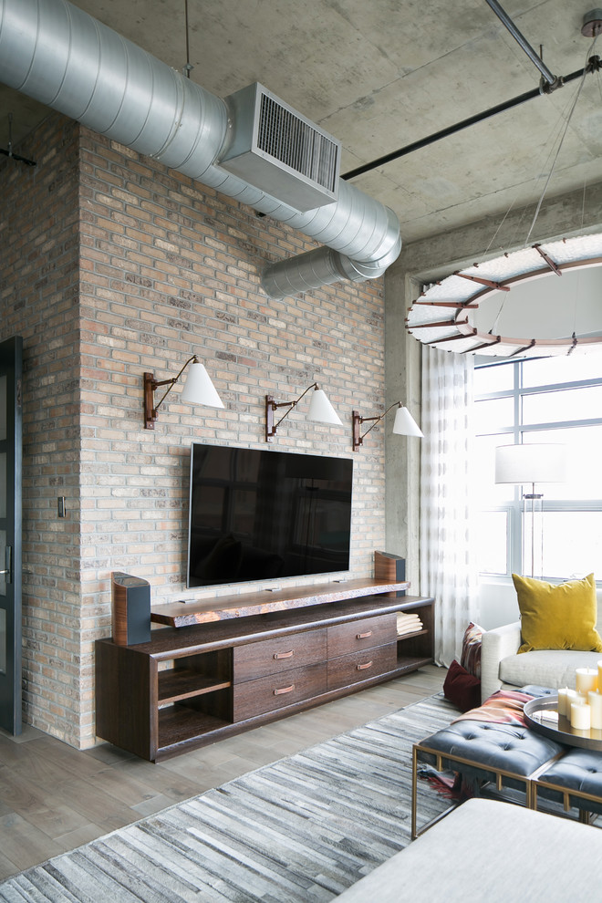 Loft-Style Condo in Denver by Robeson Design - Archiscene
