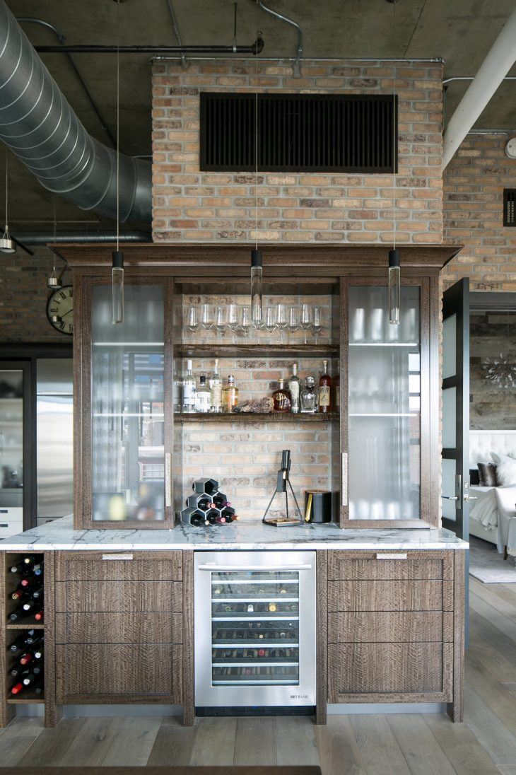 Loft Style Condo In Denver By Robeson Design Archiscene