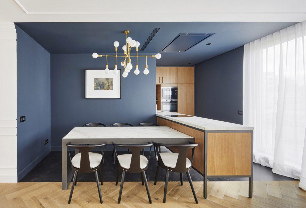 Midcentury apartment in arag n by miriam barrio studio - Miriam barrio ...