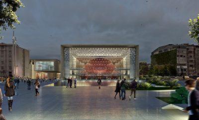 Tabanlıoğlu Architects