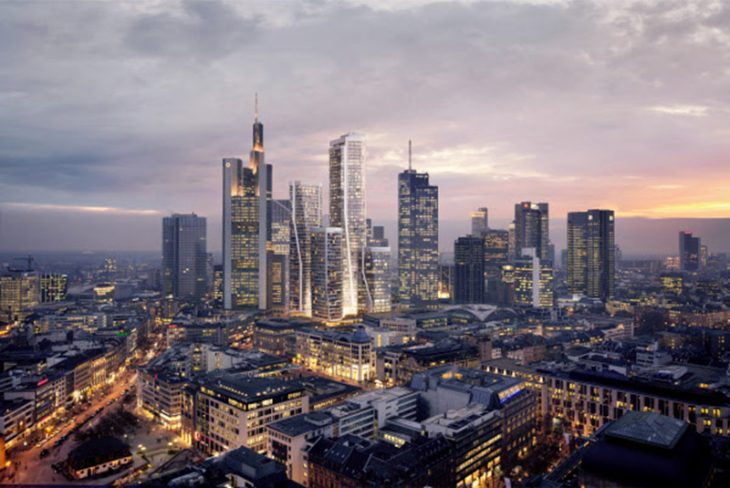 Four Frankfurt by UNStudio