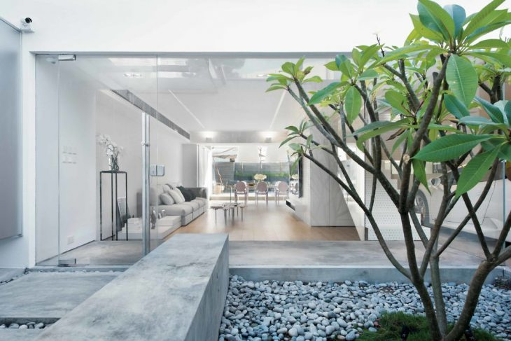 Hong Kong Residence by Millimeter Interior Design