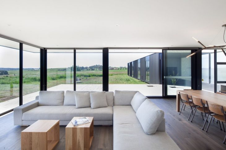 Modular Home in Franklinford by Modscape - Archiscene