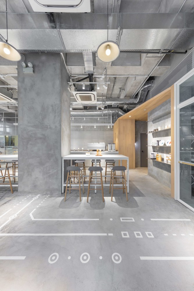 Noc Coffee Co  By Studio Adjective - Archiscene
