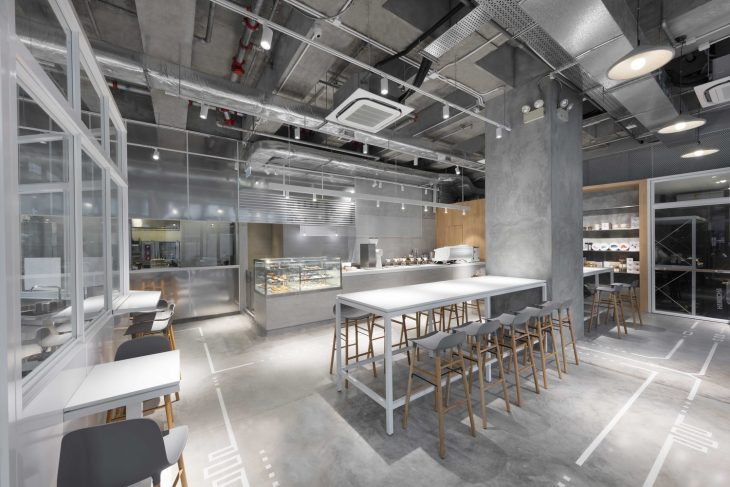 NOC Coffee Co. by Studio Adjective