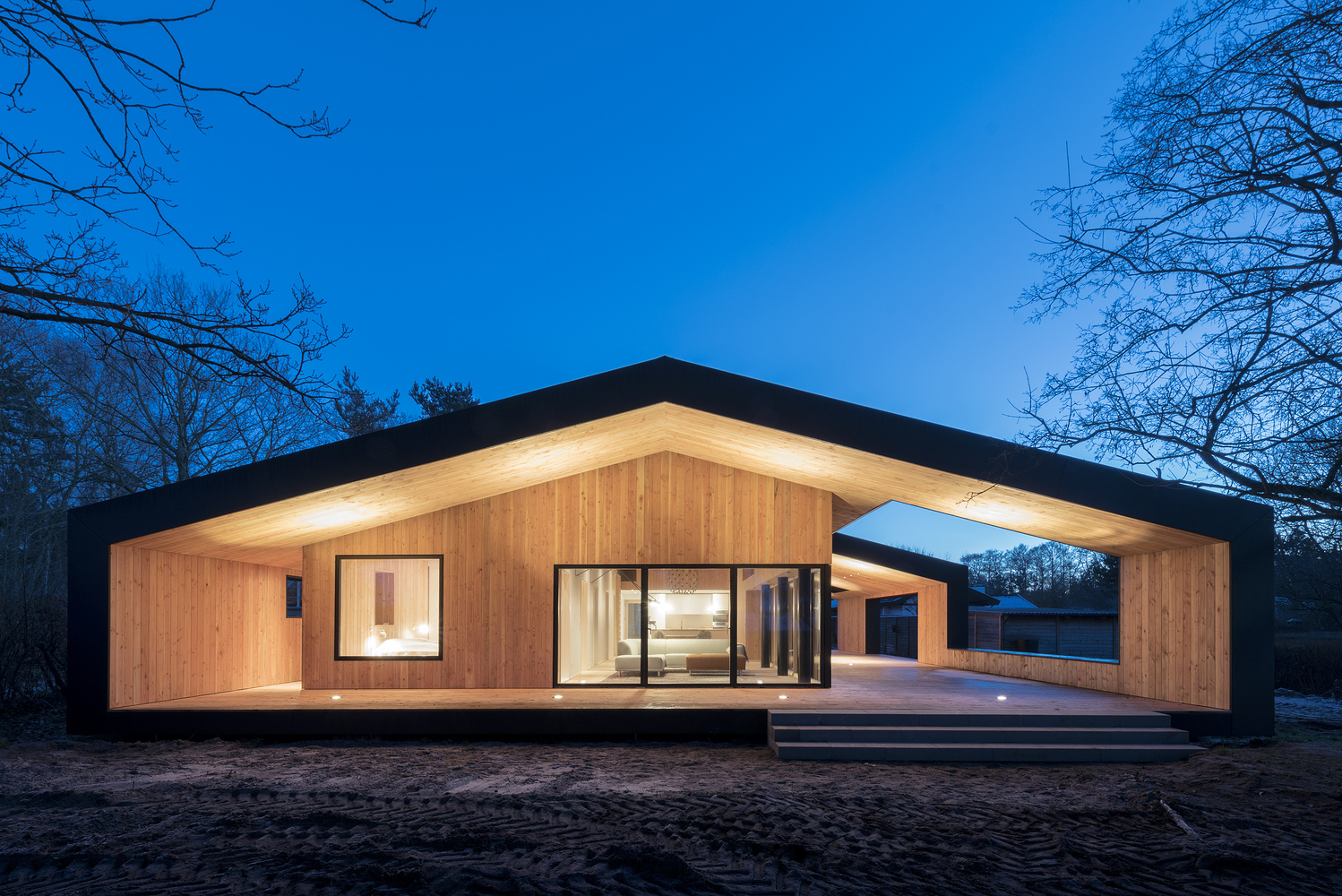 Summer House By Cebra Archiscene Your Daily Architecture