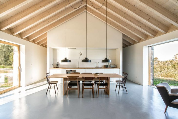 Villa slow by laura alvarez archiscene your daily for Cantabria homes