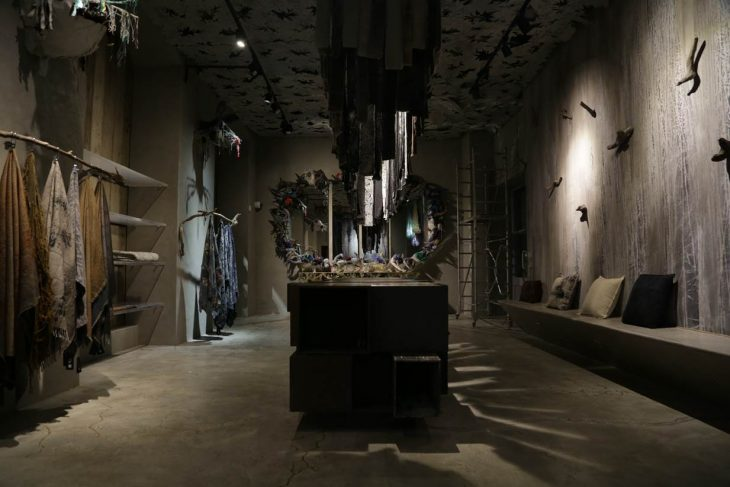 AVANT TOI HOME Boutique opens in Milan