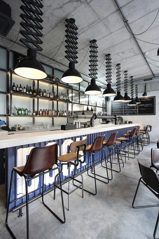 Dock Restaurant By Ramūnas Manikas Archiscene