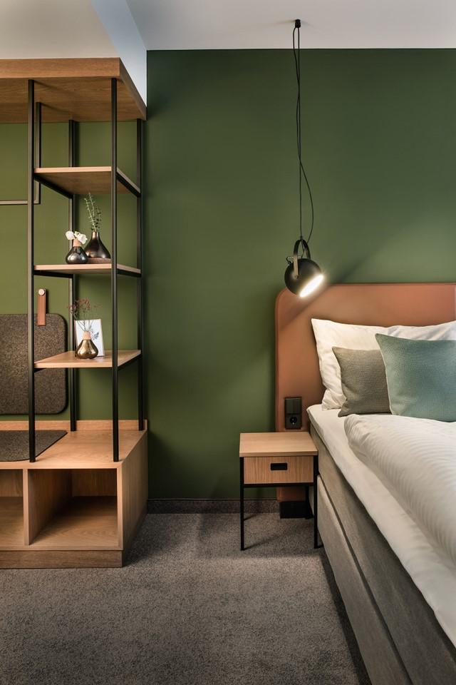 hotel domizil in t bingen by dia dittel architekten. Black Bedroom Furniture Sets. Home Design Ideas