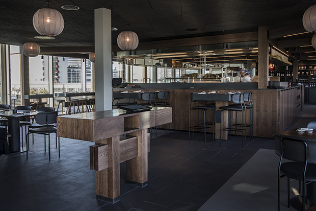 Sticks'n'Sushi Japanordic dining experience by OEO Studio
